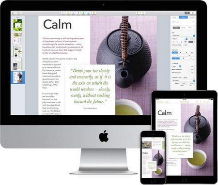 Apple iMac įrenginiai susieti iCloud