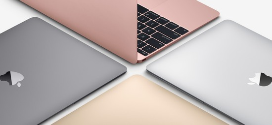 Apple MacBook 12 dizainas