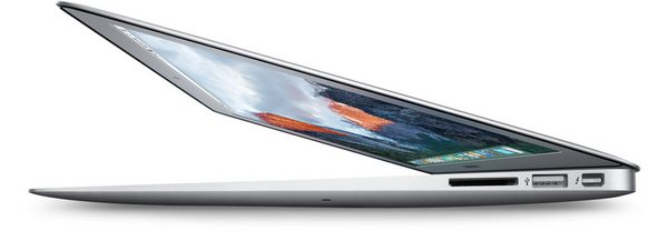 Apple MacBook Air daugiau spartos ir energijos
