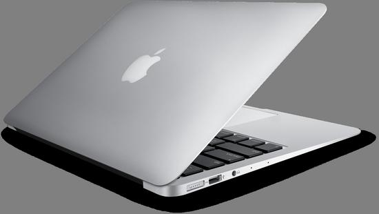 Apple MacBook Air lengvas ir kompaktiškas dizainas