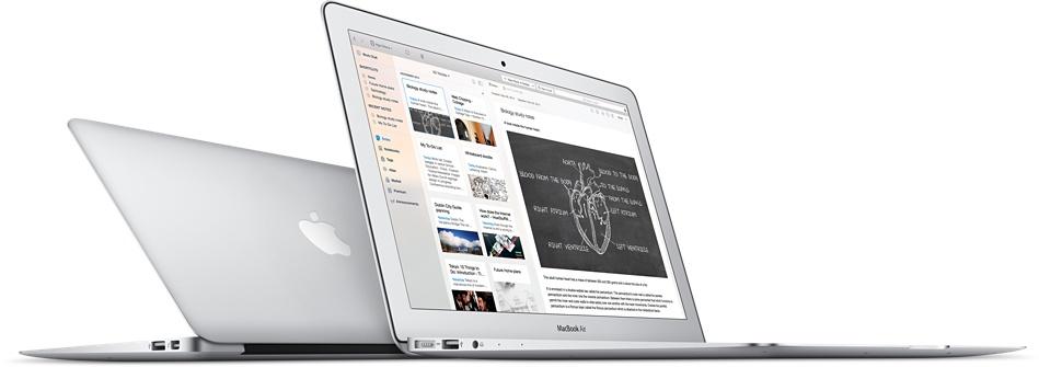 Apple MacBook Air nešiojamas kompiuteris