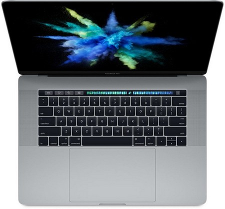 Apple MacBook Pro Touch Bar panelė