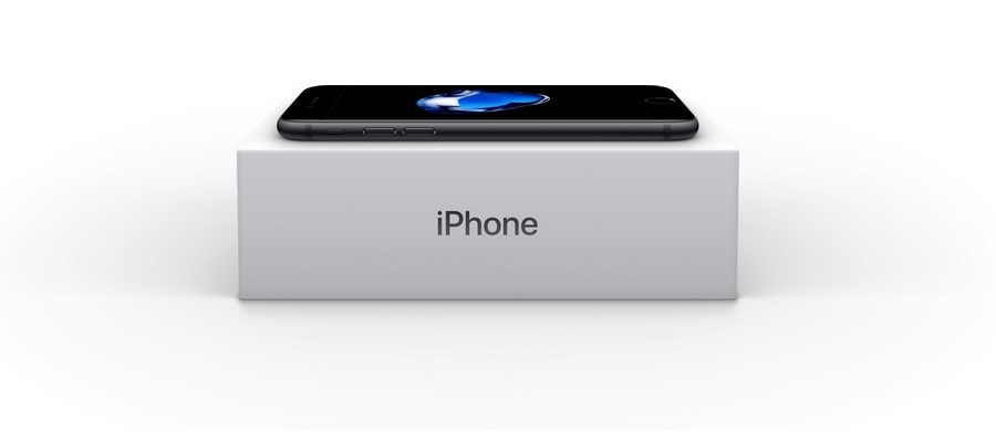 Apple iPhone 7 pakuotė