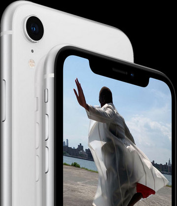 Apple iPhone XR kamera