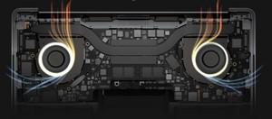Efektyvus ir tylus MacBook Pro aušinimas
