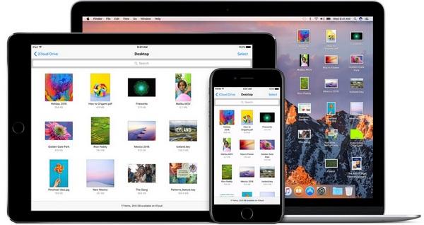 Apple MacBook Pro Retina įrenginiai susieti iCloud