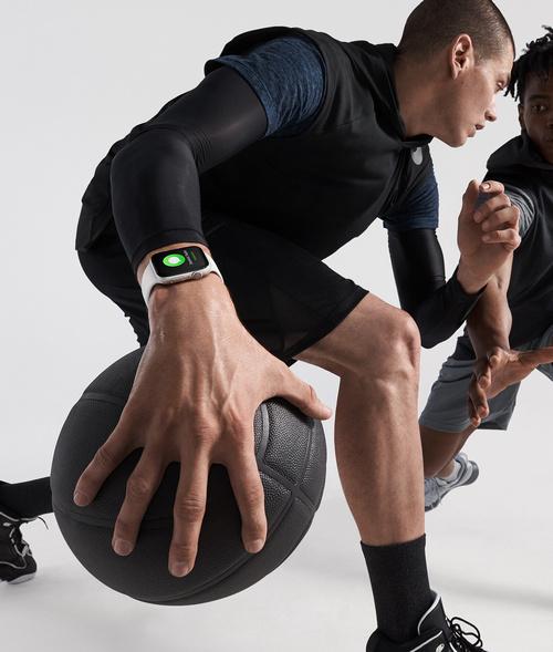 Apple Watch 4 for sport