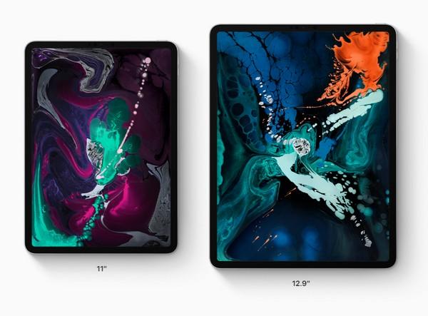 Apple iPad Pro 2018 modeliai